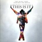 【中古】 マイケル・ジャクソン THIS IS IT /マイケル・ジャクソン 【中古】afb