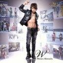 【中古】 W(ダブル)(DVD付) /松岡充 【中古】afb