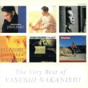 【中古】 The Very BEST of YASUSHI NAKANISHI /中西保志 【中古】afb