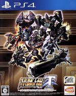 【中古】 スーパーロボット大戦T プレミアムアニメソング&サウンドエディション /PS4 【中古】afb