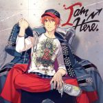 CD, ゲームミュージック  I am Here CV afb