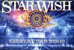 邦楽, ロック・ポップス  EXILE LIVE TOUR 20182019 STAR OF WISH EXILE afb