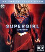 中古 SUPERGIRL/スーパーガール<フォース・シーズン>コンプリート・ボックス(Blu−rayDisc)/メリッサ・ブノ