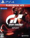 【中古】 GRAN TURISMO SPORT PLAYSTATION HITS /PS4 【中古】afb