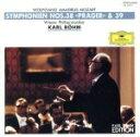 【中古】 モーツァルト:交響曲第38番ニ長調「プラハ」 /カール・ベーム,ウィーン・フィルハーモニー