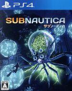 【中古】 Subnautica サブノーティカ /PS4 【中古】afb