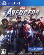 中古 Marvel'sAvengers/PS4 中古 afb