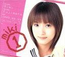 【中古】 MIKI(1) /藤本美貴 【中古】afb