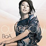 OUTGROW (DVD付)/BoA/AVCD-17794/B【中古】rcd-0679