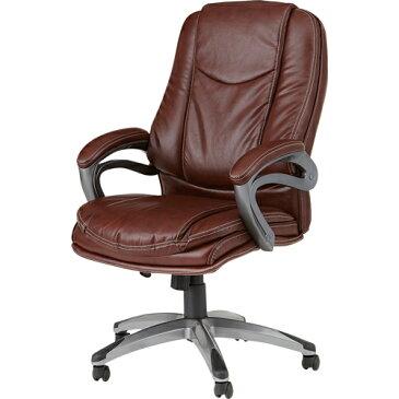 オフィスチェア ロッキング 昇降 合皮 肘付き デスクチェア いす イス 椅子 チェア チェアー ロッキングチェア ロッキングチェアー 肘掛け キャスター付き 事務椅子 パソコンチェア デスクチェアー 学習チェア 学習椅子 リラックスチェア プレジデントチェア rkc-166br