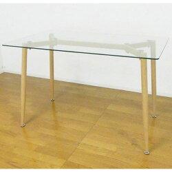 送料無料ダイニングテーブル幅120単品ガラスダイニングテーブルヴェトロガラス天板テーブル長方形おしゃれ4人4人掛け4人用天板食卓用食卓テーブル食事テーブル4人用テーブル4人掛けテーブルガラス張ガラス貼75100