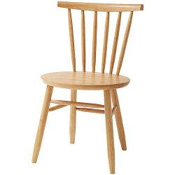 【4人掛】ダイニング5点セット(幅100cm円形テーブル:モカブラウン+チェア4脚:ナチュラル)02-b-s2