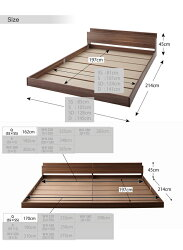 大型ベッドベッド大型ローベッドクイーンENTREアントレポケットコイルマットレス:レギュラー付きクイーンサイズマットレス付きローベット低いベッドロータイプロー家族寝室ベット宮棚付き棚付き照明付きライト付きコンセント付き