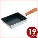 匠技 玉子焼(中) 18×13cm 玉子焼きパン 卵焼き器 玉子焼きフライパン 標準サイズ テフロンプラチナ採用