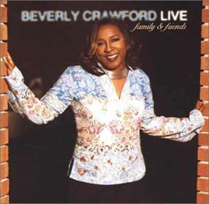 USED【送料無料】Family & Friends [Audio CD] Crawford, Beverly