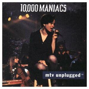 送料無料【中古】Mtv Unplugged [Audio CD] 10,000 Maniacs