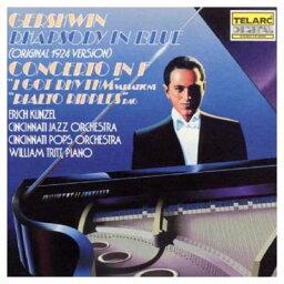 送料無料【中古】Rhapsody in Blue / Concerto in F [Audio CD] Gershwin, G.