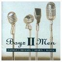 送料無料【中古】Nathan Michael Shawn Wanya [Audio CD] Boyz II Men