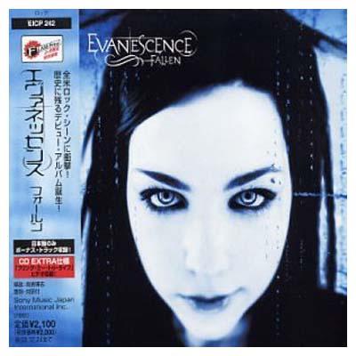 USED【送料無料】フォールン [Audio CD] エヴァネッセンス and ポール・マッコイ・オブ・12ストーンズ