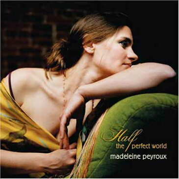 USED【送料無料】Half the Perfect World [Audio CD] Peyroux, Madeleine