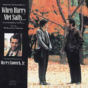 USED【送料無料】When Harry Met Sally: Music From The Motion Picture [Audio CD] Billy Crystal; Meg Ryan; Carrie Fisher; Bruno Kirby; Steven Ford; Lisa Jane Persky; Michelle Nicastro; Gretchen Palmer; Robert Alan Beuth; David Burdick; Joe Viviani; Harl