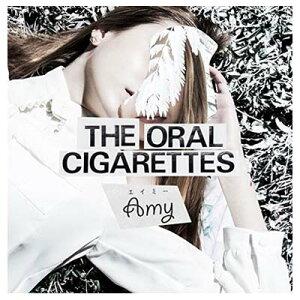 送料無料【中古】エイミー 【初回限定盤】 [Audio CD] THE ORAL CIGARETTES