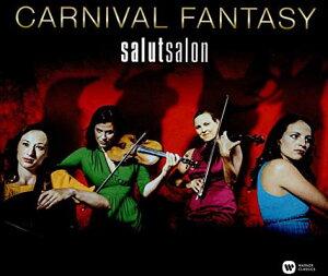 USED【送料無料】CARNIVAL FANTASY -DELUXE- [Audio CD] SALUT SALON