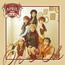 送料無料【中古】Oh-e-Oh (通常盤)(+1) [Audio CD] April