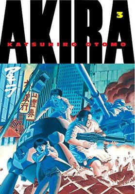 本・雑誌・コミック, その他 Akira Volume 3 Paperback Otomo, Katsuhiro