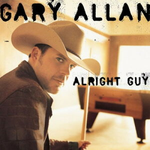 送料無料【中古】Alright Guy [Audio CD] Allan, Gary