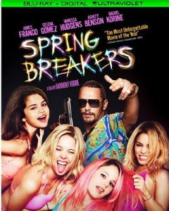 送料無料【中古】Spring Breakers [Blu-ray] [Import] [Blu-ray]