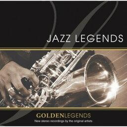 送料無料【中古】Golden Legends: Jazz Legends [Audio CD] Various Artists