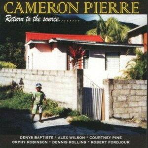送料無料【中古】Return to the Source [Audio CD] Cameron Pierre