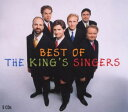 送料無料【中古】Best of King's Singers [Audio CD] Bruce Russell; Simon Carrington; Stephen Connolly; Gerry Berkley; Josquin Desprez; Juan de