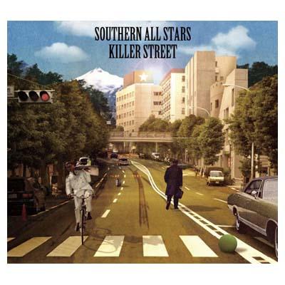 送料無料【中古】キラーストリート (初回限定盤DVD付) [Audio CD] サザンオールスターズ