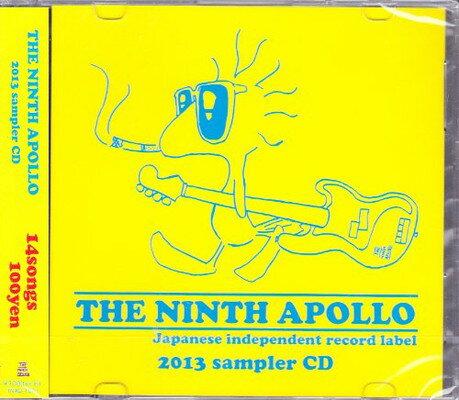 送料無料【中古】THE NINTH APOLLO2013 sampler CD [Audio CD] Various Artists: 39degrees 、 THE SKIPPERS 、 HOT DOG (J-Punk) 、 Day tripper 、 BEAST (J-PUNK) 、 FEELFLIP 、 SHANK 、 JELLYFiSH FLOWER'S 、 My Hair is Bad 、 T.C SPEAKER 、 POINT-UP 、 松尾