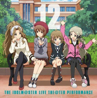 CD・DVD, その他 THE IDOLMSTER LIVE THETER PERFORMANCE 12 ! Audio CD (); (); () and ()