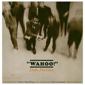 USED【送料無料】ワフー(紙) [Audio CD] デューク・ピアソン; ドナルド・バード; ジェームス・スポールディング; ジョー・ヘンダーソン; ボブ・クランショウ and ミッキー・ローカー