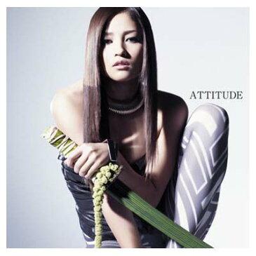 USED【送料無料】ATTITUDE(初回生産限定盤)(DVD付) [Audio CD] 黒木メイサ