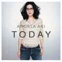 USED【送料無料】TODAY [Audio CD] アンジェラ・アキ; 亀田誠治; 河野伸 and 阿部尚徳