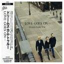 USED【送料無料】LOVE GOES ON・・・ [Audio CD] Dreams Come True