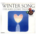USED【送料無料】WINTER SONG [Audio CD] DREAMS COME TRUE; 吉田美和 and MIKE PELA