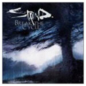 USED【送料無料】ブレイク・ザ・サイクル [Audio CD] ステインド; フレッド・ダースト and アーロン・ルイス