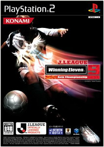 送料無料【中古】J.LEAGUE Winning Eleven 9 Asia Championship [video game]