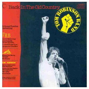 USED【送料無料】Back in the Old Country [Audio CD] Tom Robinson