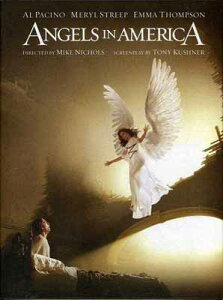 USED【送料無料】Angels in America (2004) [DVD] Al Pacino (Actor), Meryl Streep (Actor), Mike Nichols (Director) | Rated: Unrated | Format: DVD