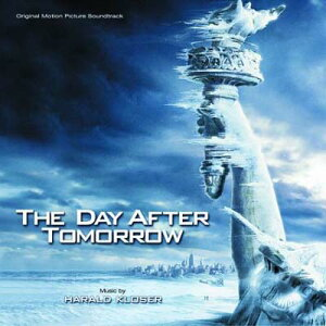 USED【送料無料】The Day After Tomorrow [Audio CD] Harald Kloser and Thomas Wanker