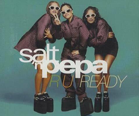 CD・DVD, その他 USEDR U Ready? Audio CD Salt N Pepa