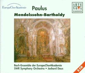 USED【送料無料】Mendelssohn: St.Pauls Oratorio [Audio CD] Peter Lika; Felix Mendelssohn; Joshard Daus; Elzbieta Ardam; South West German Radio Symphony Orchestra; Hellen Kwon; Hans-Peter Blochwitz and Europa Bach Ensemble