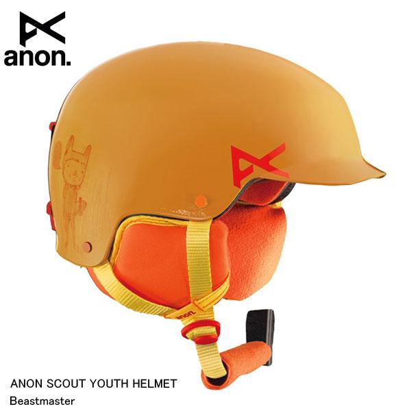スキー・スノーボード用アクセサリー, ヘルメット 719 P43 ! anon SCOUT YOUTH Beastmaster